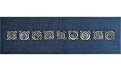 Läufer, »Pan«, wash+dry by Kleen - Tex, rechteckig, Höhe 7 mm, gedruckt kaufen