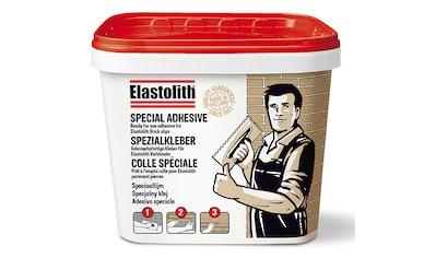 ELASTOLITH Kleber »Spezialkleber zementgrau«, für Verblender, 15 kg kaufen