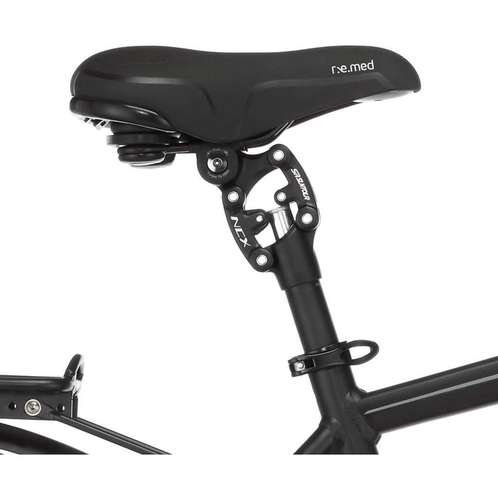 FISCHER Fahrräder E-Bike »ETH 1861.1«, 10 Gang, Shimano, Deore, Mittelmotor 250 W