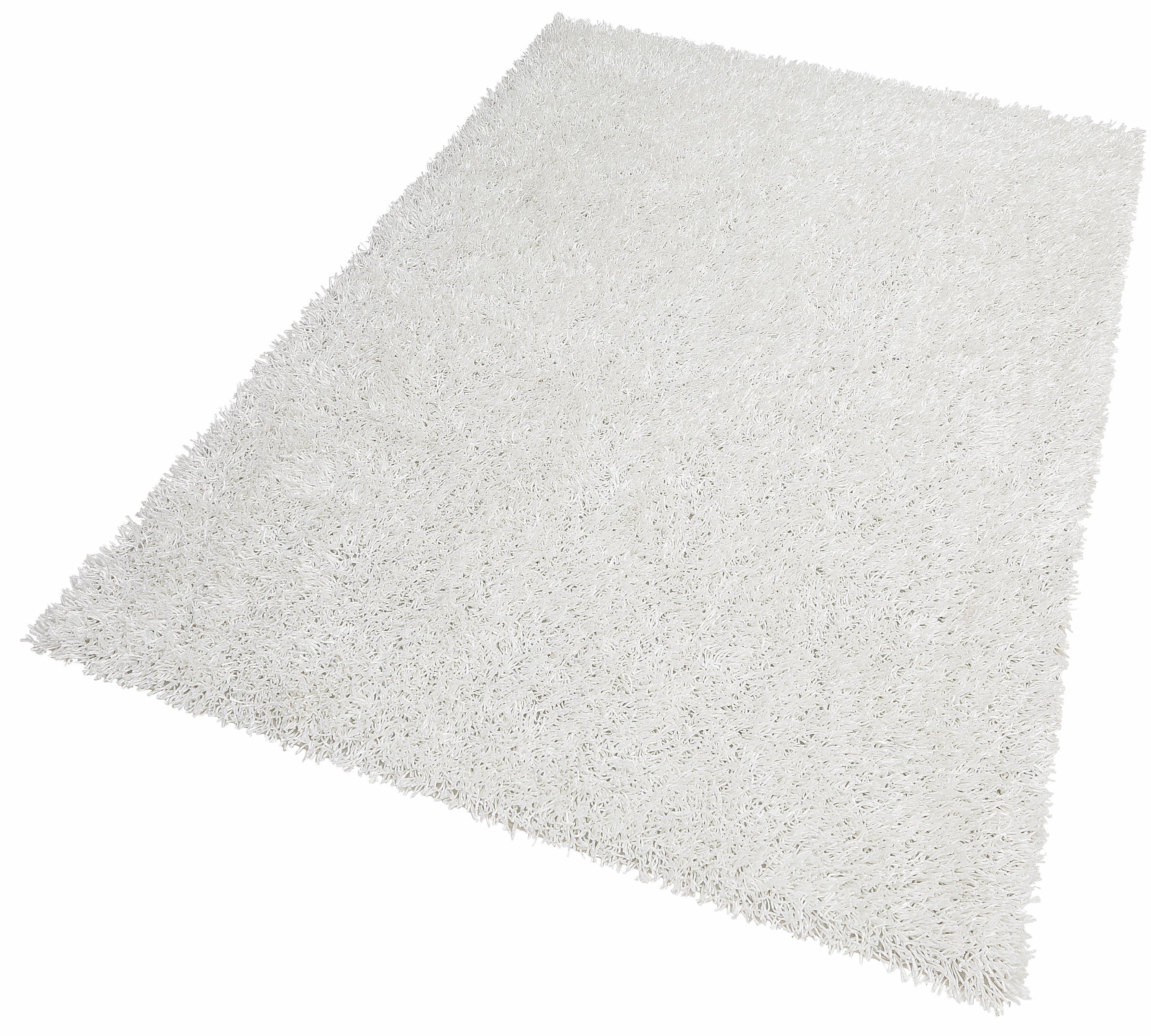 Hochflor-Teppich Linyi THEKO rechteckig Höhe 40 mm handgetuftet