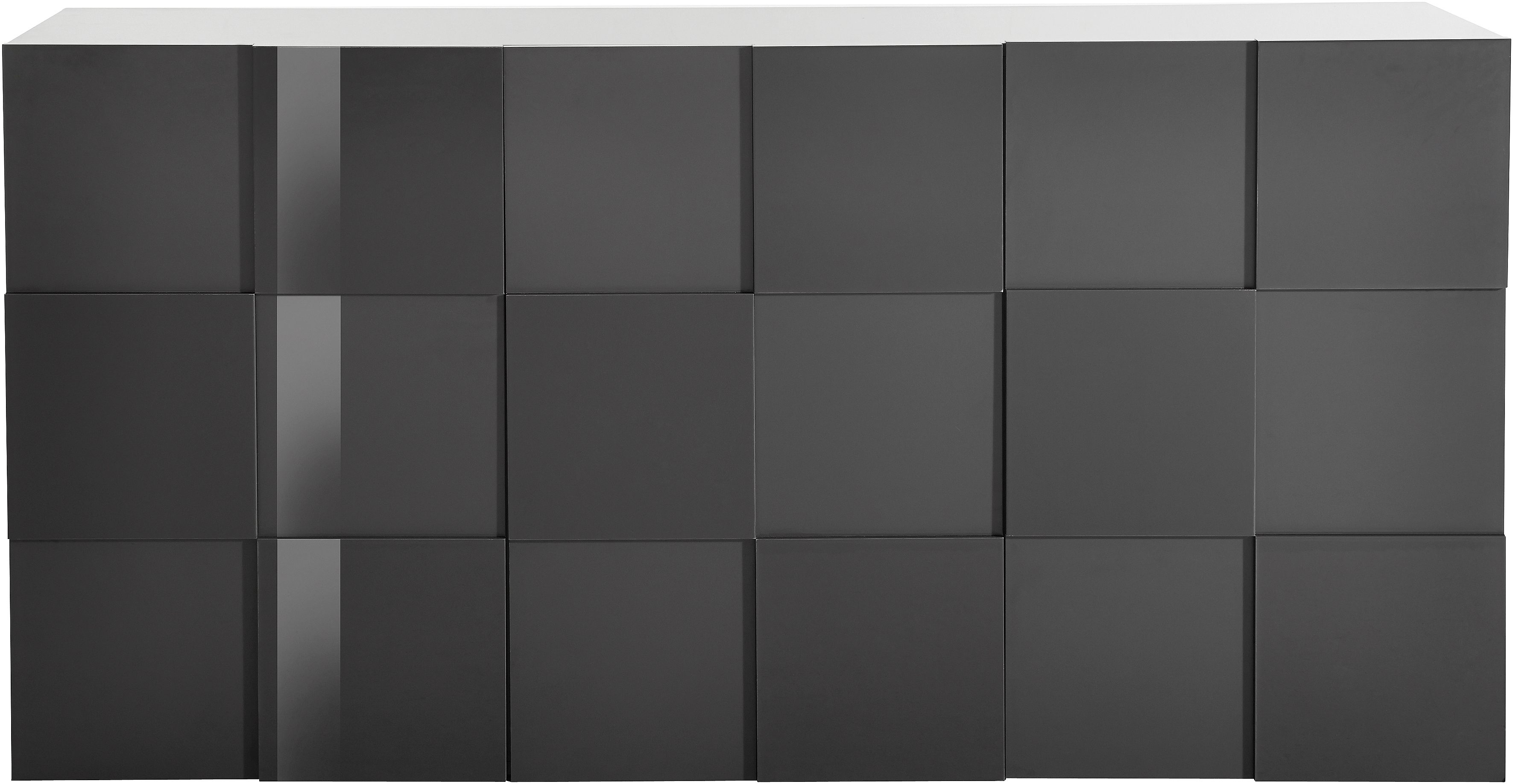 INOSIGN Sideboard in 3-D Optik Breite 181 cm