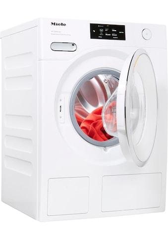 Miele Waschmaschine »WSR863WPS D LW PWash&TDos«, WSR863 WPS PWash&TDos&9kg, 9 kg, 1600... kaufen