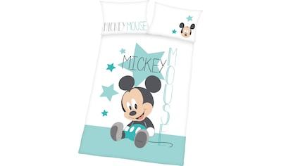 Babybettwäsche »Mickey Mouse«, Walt Disney kaufen