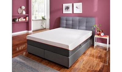 SonnCo Komfortschaummatratze »Cooper«, (1 St.), Mit perfekter Druckentlastung durch 4cm hohen latexähnlichen Weichschaum auf der Oberseite. Ideal für alle, die gerne weich schlafen kaufen