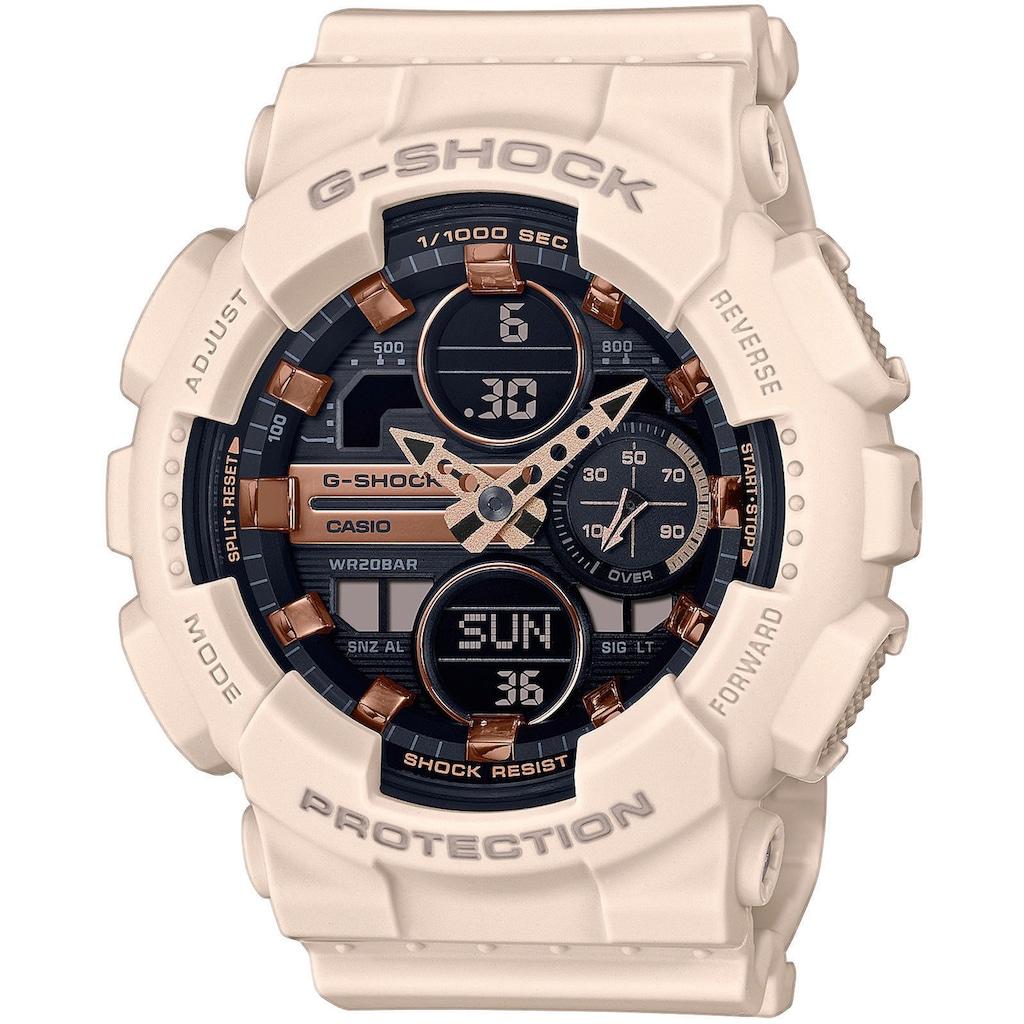 CASIO G-SHOCK Chronograph »GMA-S140M-4AER«