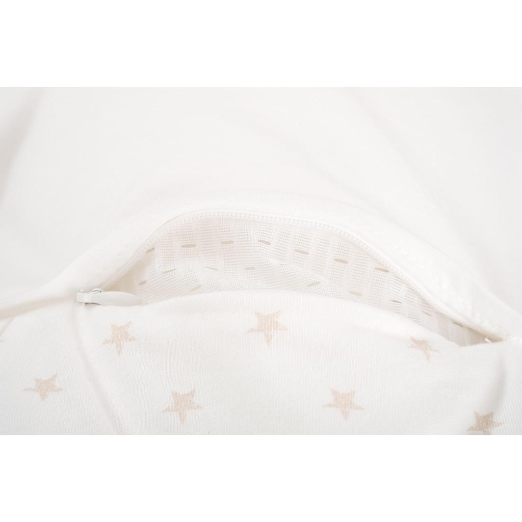 Träumeland Babyschlafsack »Set Sternchen braun«, (Packung, 3 tlg., 3er-Pack)