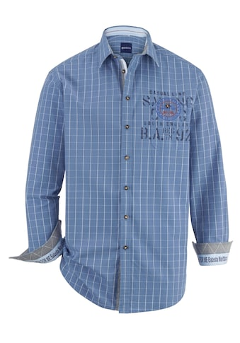 Babista Hemd mit Druck auf der Brust & Innenmanschette kaufen