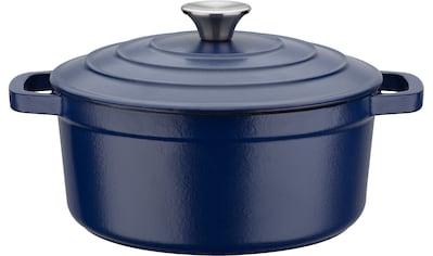 GSW Kochtopf »Blue Magic«, Gusseisen, (1 tlg.), Induktion kaufen
