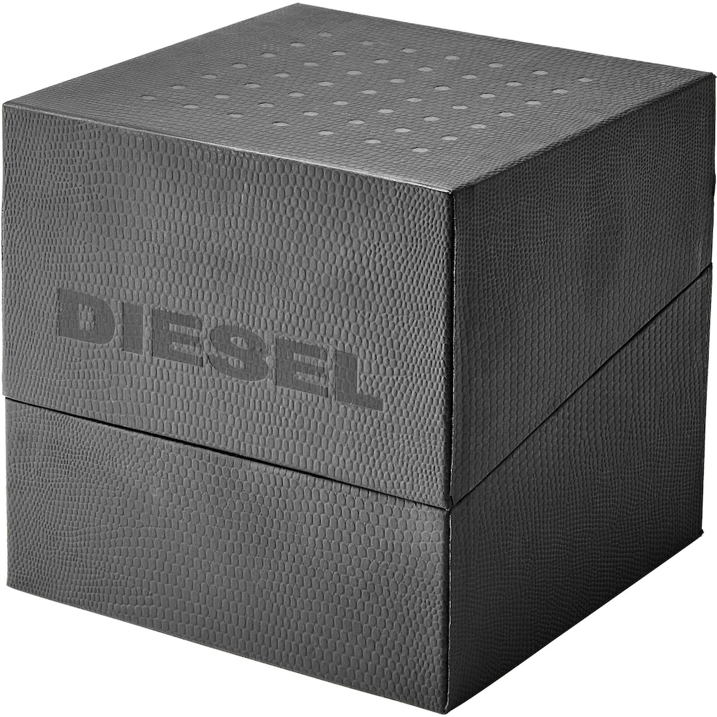 Diesel Quarzuhr »MS9, DZ1902«, mit irisierendem Mineralglas