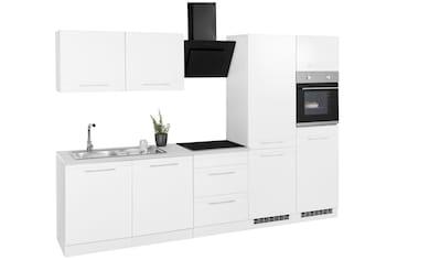 HELD MÖBEL Küchenzeile »Mito«, mit E-Geräten, Breite 300 cm kaufen