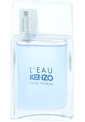 KENZO Eau de Toilette »L'Eau Kenzo Homme« kaufen