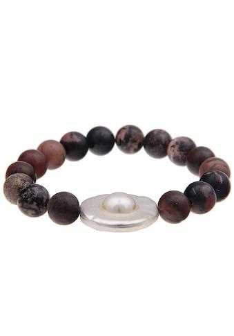 leslii Armband mit Natursteinen kaufen