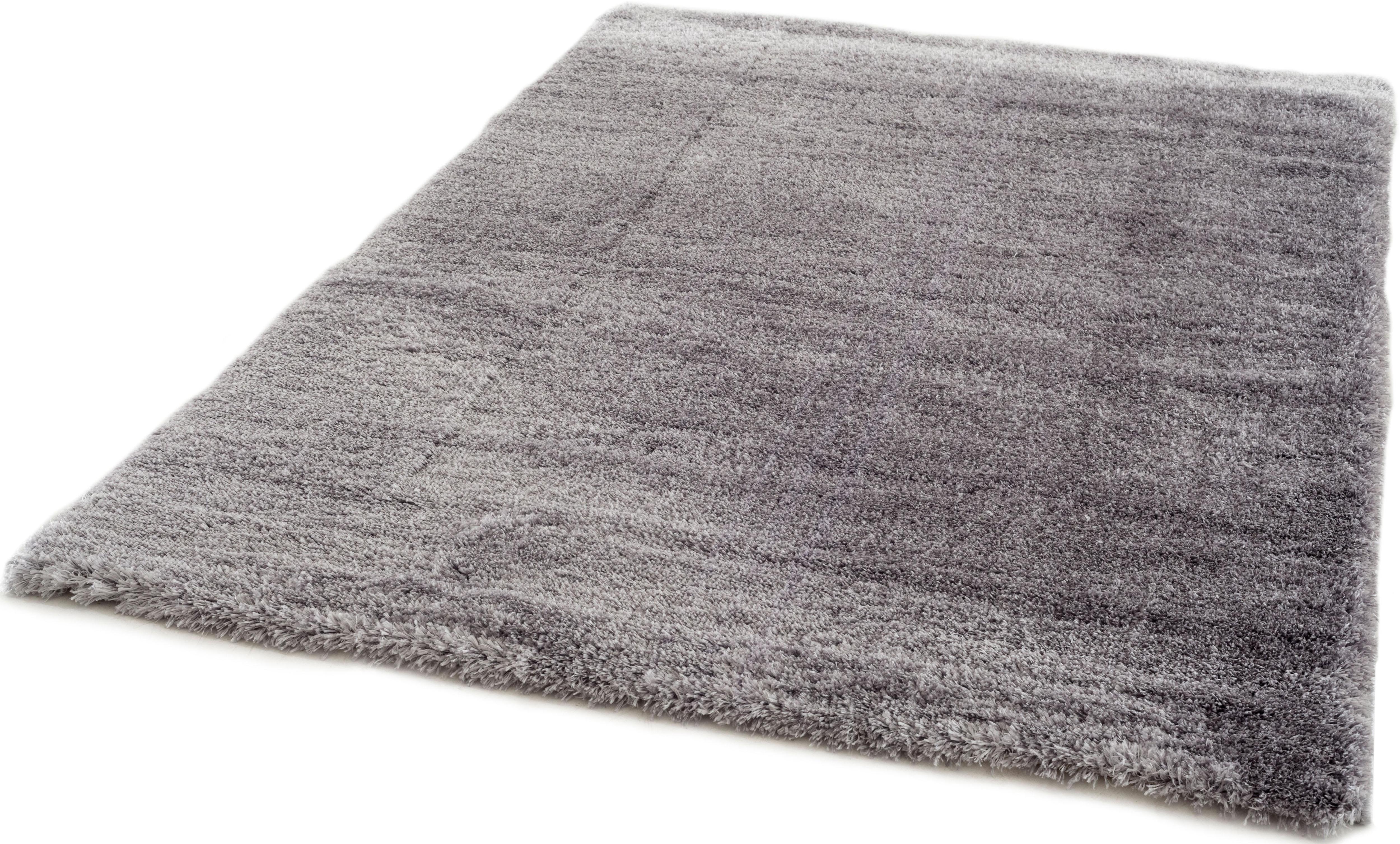 Hochflor-Teppich Carmella 500 Festival rechteckig Höhe 45 mm maschinell gewebt