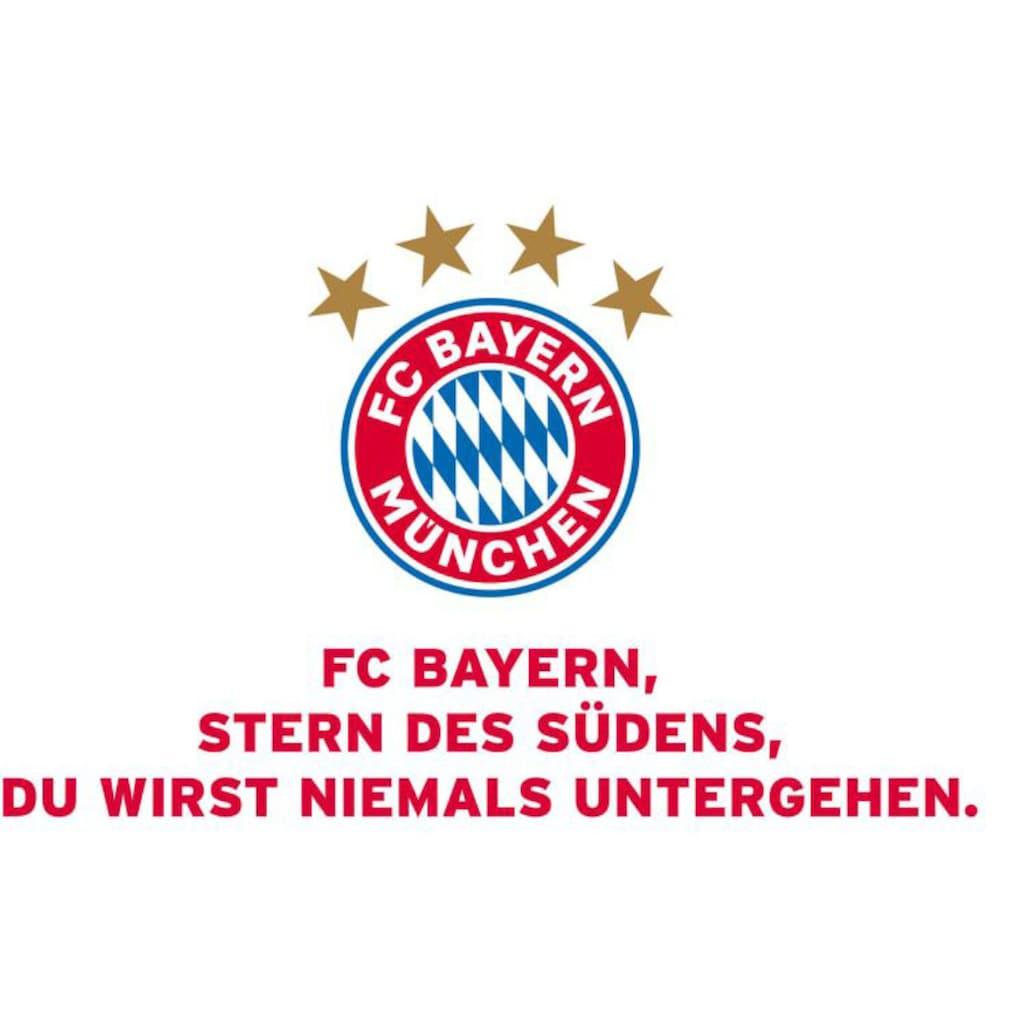 Wall-Art Wandtattoo »FC Bayern München Vereinshymne«
