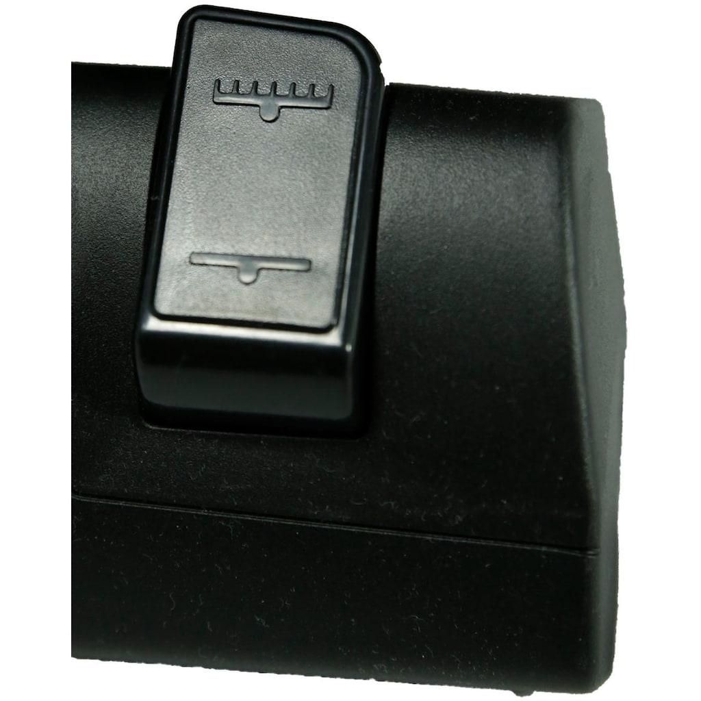Gutfels Bodenstaubsauger »BP 8101 sw«, 800 W, mit Beutel