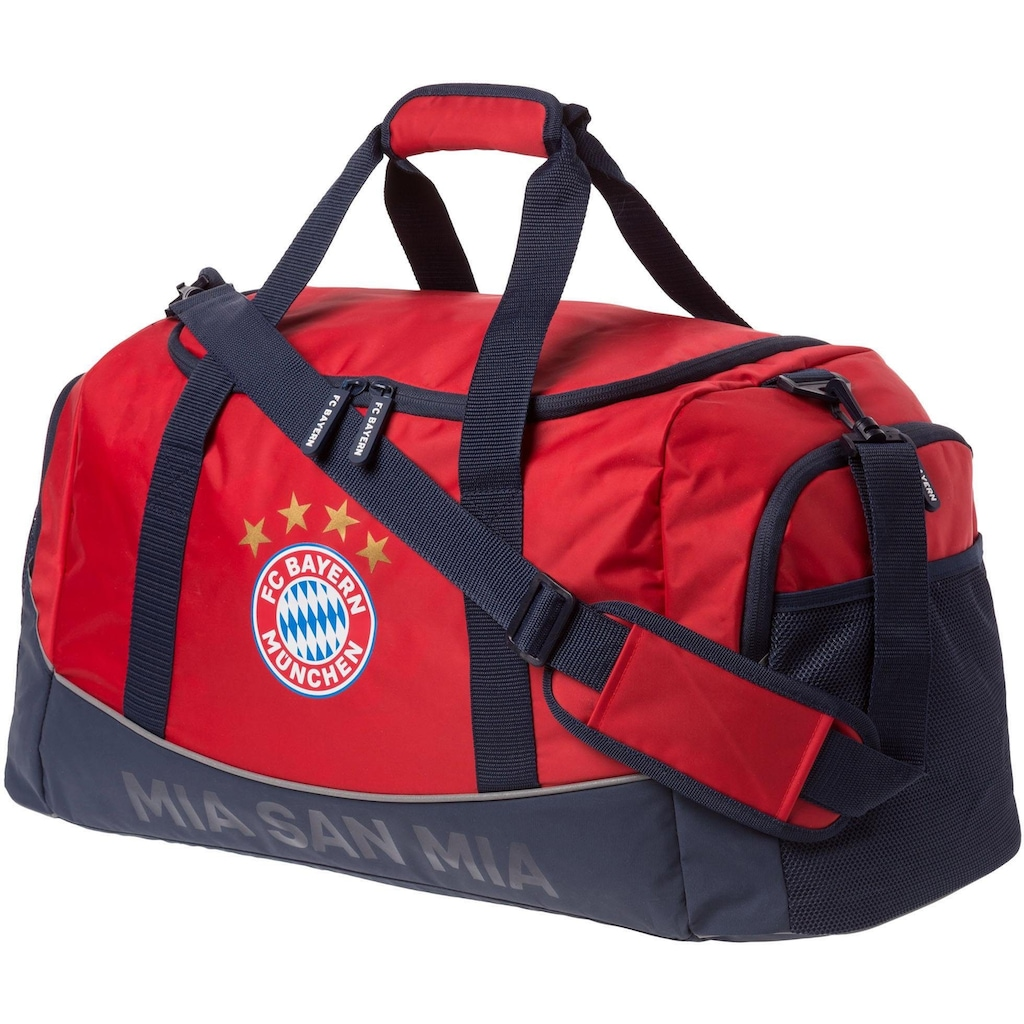 FC Bayern Sporttasche »Mia San Mia«, für Kinder