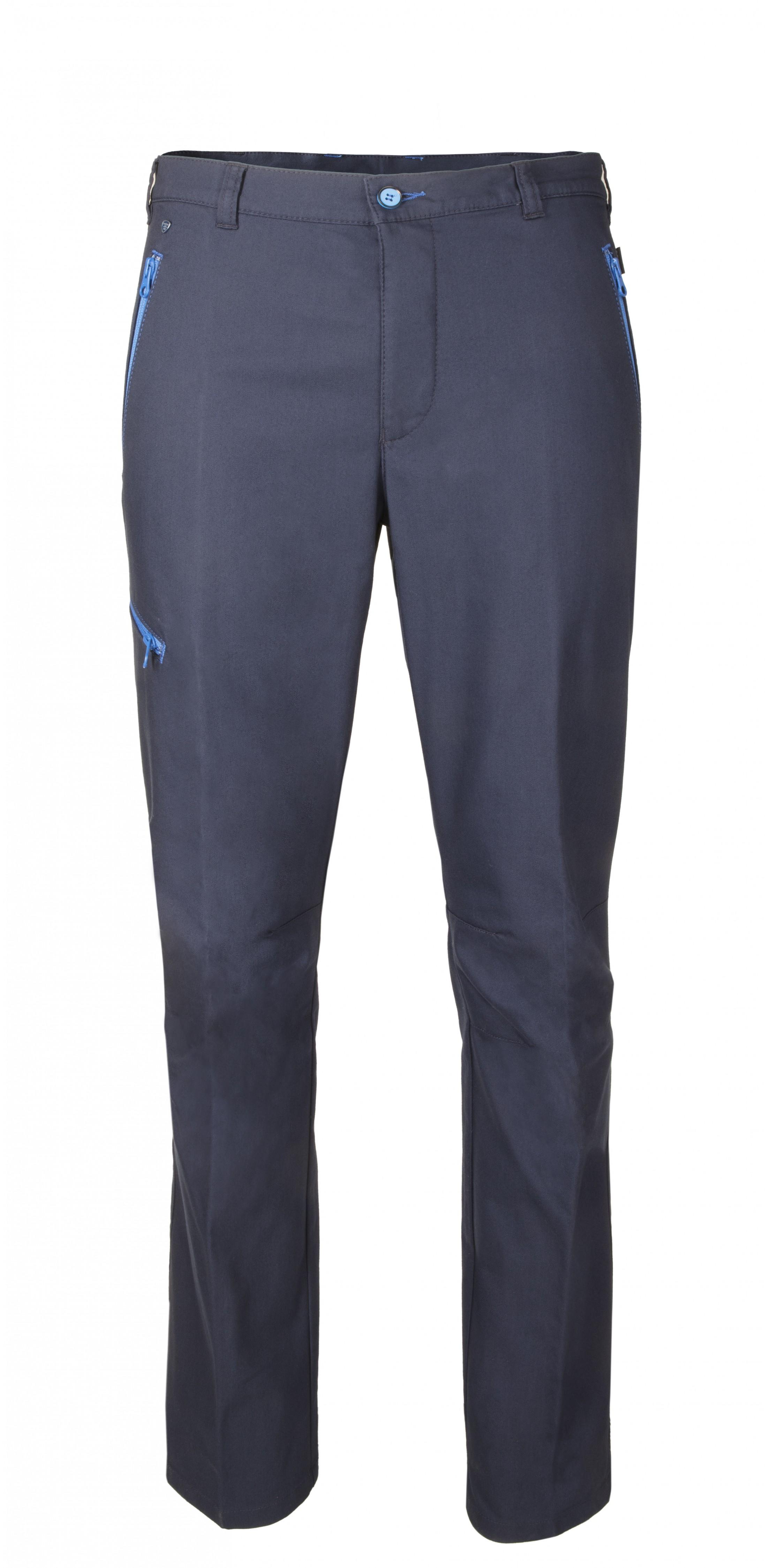 Brühl Stoffhose mit Kontrastreißverschluss Ravenna | Bekleidung > Hosen > Stoffhosen | Brühl