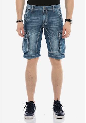 Cipo & Baxx Shorts, mit Cargotaschen kaufen