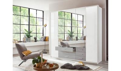 Wimex Drehtürenschrank »Sumatra«, mit Lacktüren und Spiegel kaufen