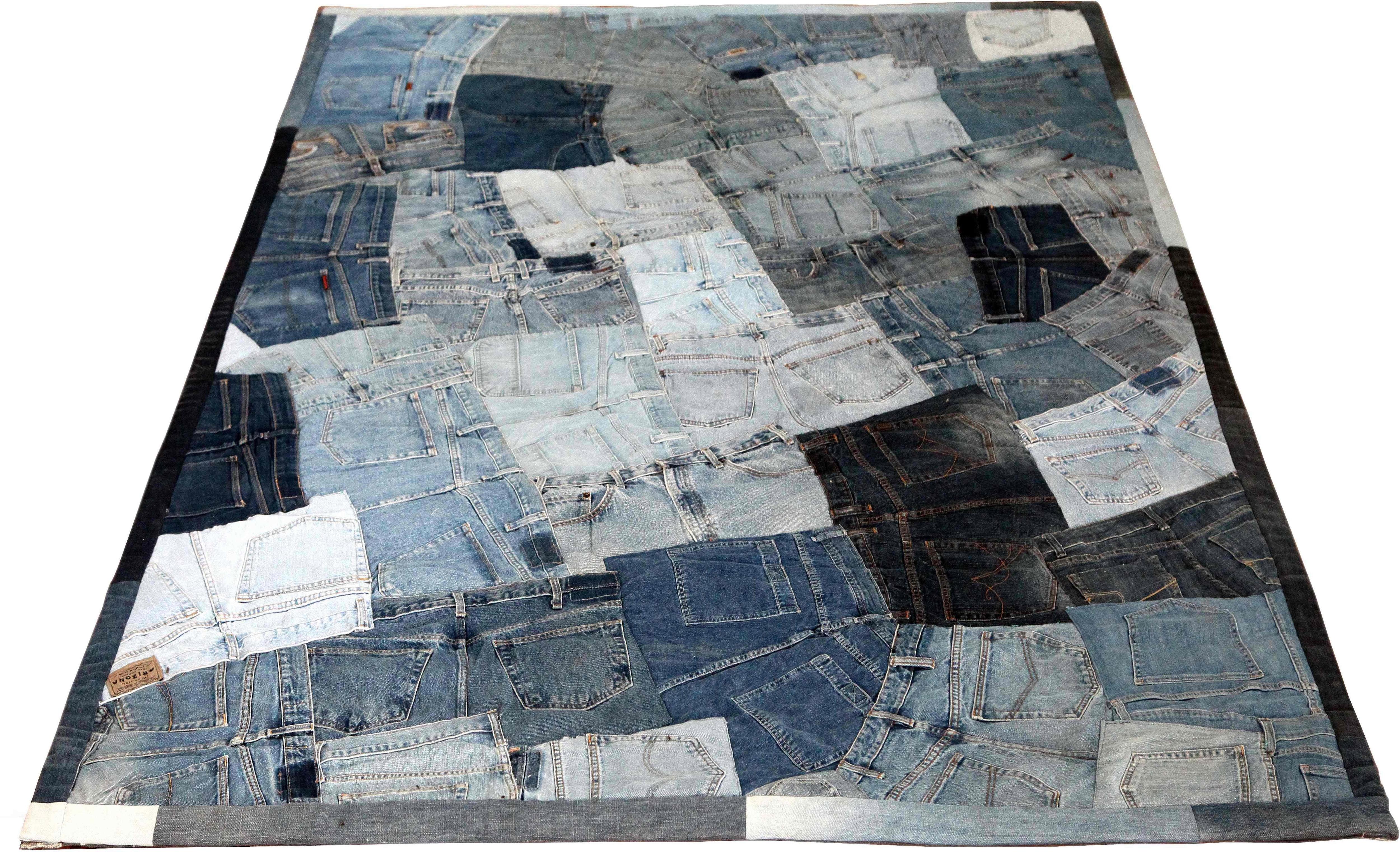 Teppich Snotri SIT rechteckig Höhe 5 mm handgewebt