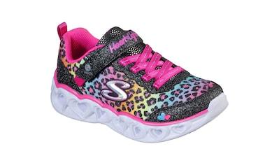 Skechers Kids Sneaker »HEART LIGHTS  -  SHIMMER SPOTS« kaufen