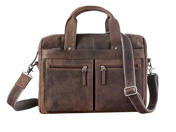 GreenLand Nature Messenger Bag   Taschen > Business Taschen > Messenger Bags   Braun   Greenland Nature