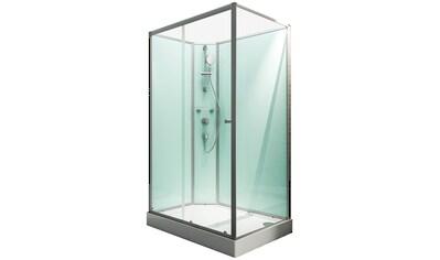 SCHULTE Komplett - Set: Komplettdusche »Ibiza«, BxT: 160 x 90 cm kaufen