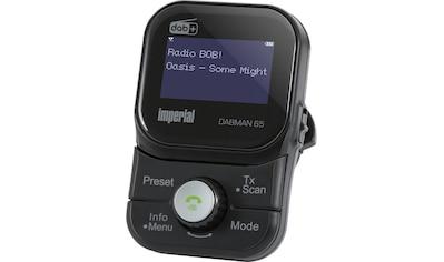 IMPERIAL Adapter »DABMAN 65«, (MicroSD, MP3,Bluetooth) kaufen
