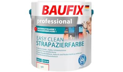 Baufix Wand- und Deckenfarbe »professional Easy Clean«, 2,5 Liter, natur kaufen