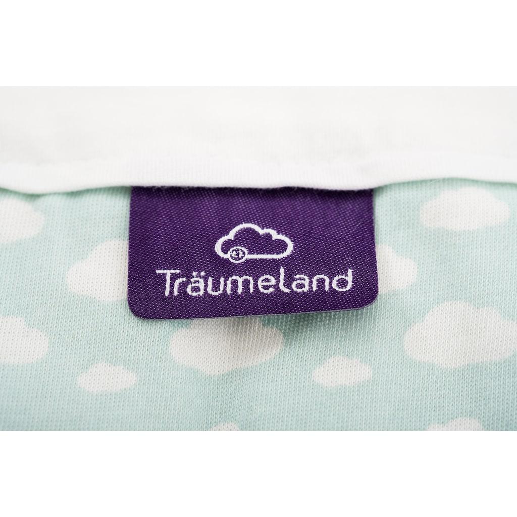 Träumeland Babyschlafsack »Set Wolke mint«, (Packung, 3 tlg., 3er-Pack)