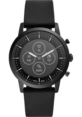 Fossil Smartwatches COLLIDER HYBRID SMARTWATCH HR, FTW7010 Smartwatch (Proprietär) kaufen
