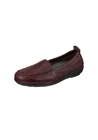 Natural Feet Mokassin »Mona«, mit ergonomisch geformter Einlegesohle kaufen