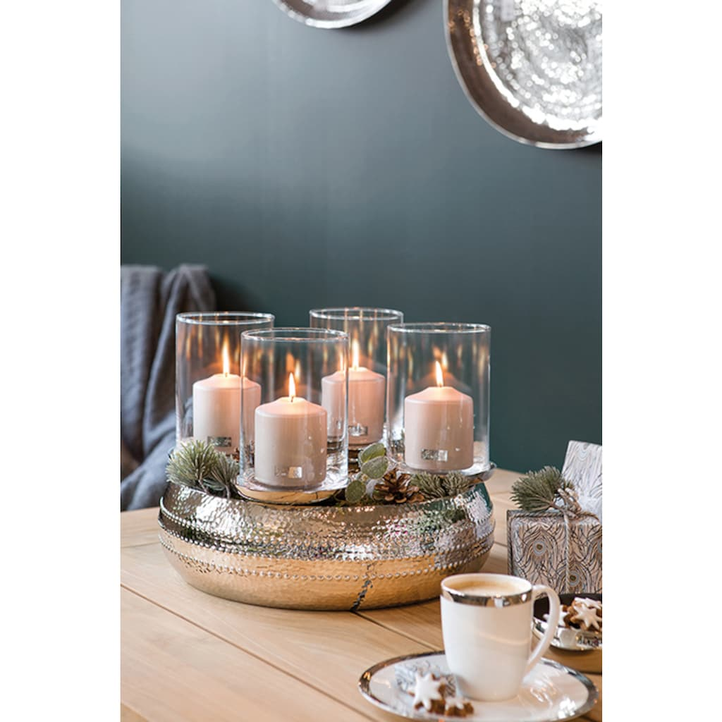 Fink Kerzenleuchter »BARDINO«, 4-flammig, Adventsleuchter