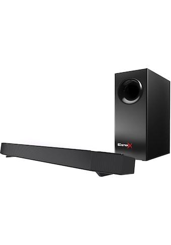Creative »51MF8245AA000« Bluetooth - Lautsprecher (Bluetooth, 150 Watt) kaufen