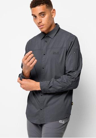 Jack Wolfskin Outdoorhemd »KENOVO LS SHIRT M« kaufen