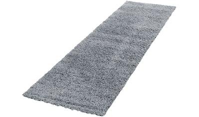 Ayyildiz Hochflor-Läufer »Life Shaggy 1500«, rechteckig, 30 mm Höhe, 80cm x 250cm (BxL) kaufen