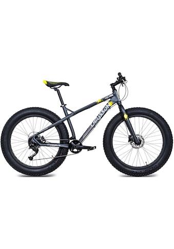 Chrisson Fatbike »Fat Three«, 9 Gang, Shimano, Acera RD-M360-SGS Schaltwerk,... kaufen