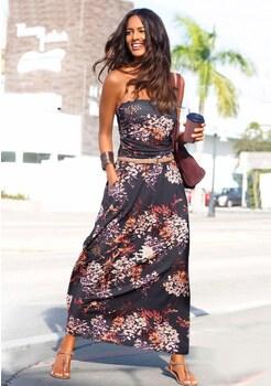 f8b363e36a6324 Lange Kleider – feminine Modetrends für viele Anlässe | auf baur.de