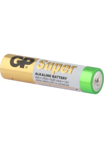 GP Batteries Batterie »Mix Blister AA & AAA«, LR6, 1,5 V, (Packung, 16 St.) kaufen