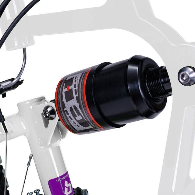 bergsteiger Mountainbike »Kodiak«, 21 Gang Shimano Tourney RD-TY300 Schaltwerk