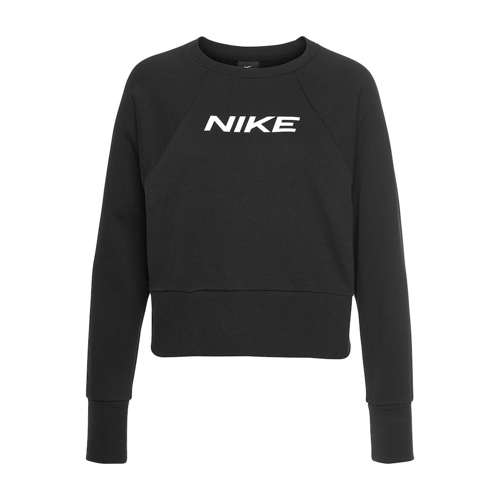 Nike Sweatshirt »Nike Dri-FIT Get Fit Women's Fleece Training Crew«