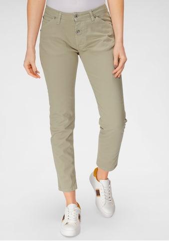 Please Jeans Röhrenjeans »P 06D«, mit markanter 2 Knopfleiste kaufen