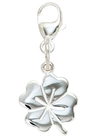 JOBO Charm-Einhänger »Kleeblatt«, 925 Silber kaufen