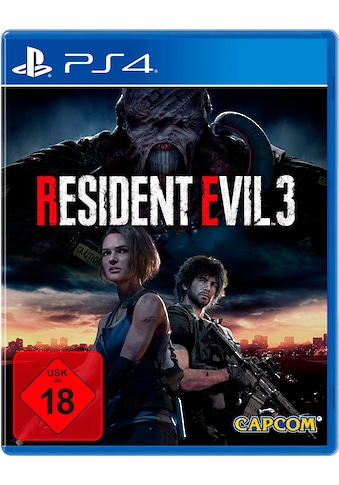 Capcom Spiel »PS4 Resident Evil 3«, PlayStation 4 kaufen
