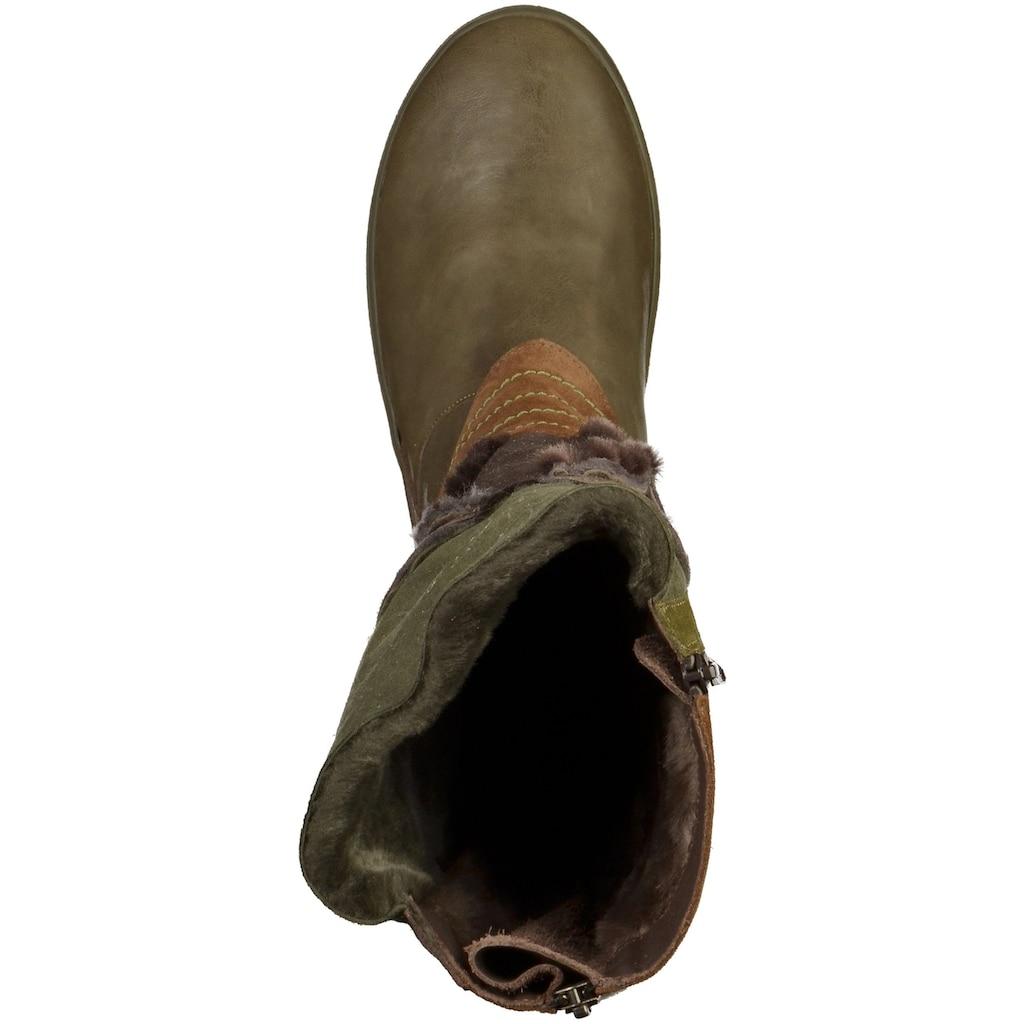 Think! Stiefel »Leder«