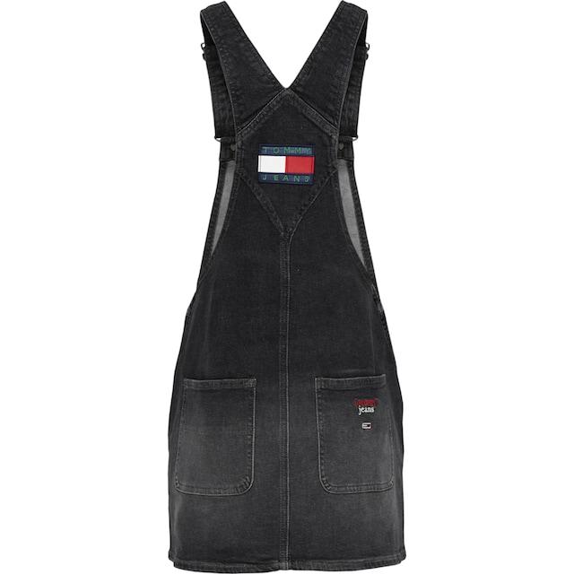 TOMMY JEANS Trägerkleid »CLASSIC DUNGAREE DRESS SVBKC«