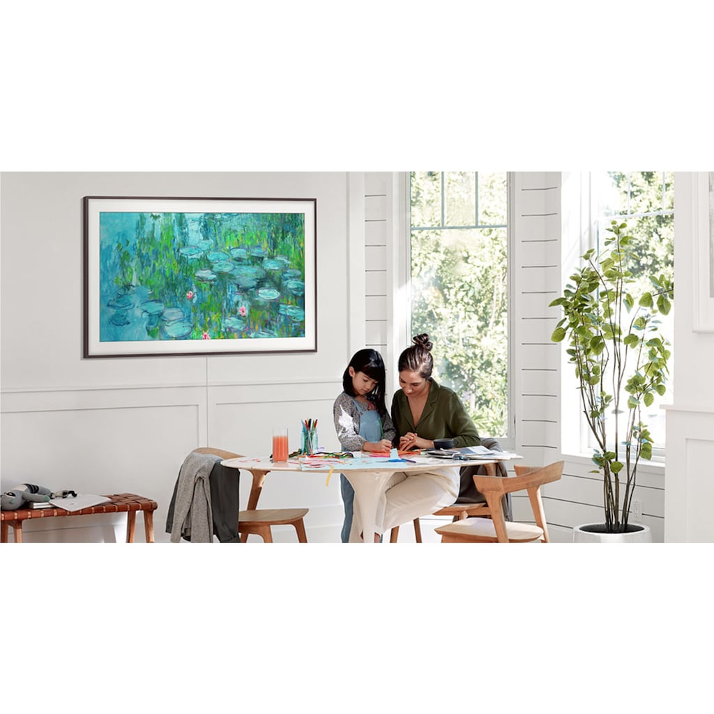 "Samsung QLED-Fernseher »75LS03T ""The Frame""«, 189 cm/75 "", 4K Ultra HD, Smart-TV"