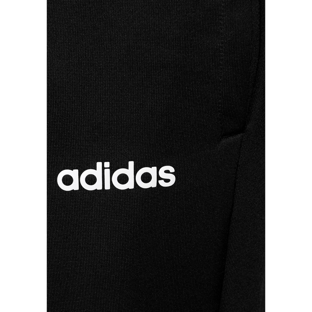adidas Performance Trainingsanzug »BACK 2 BASICS 3-STREIFEN«, (Set, 2 tlg.)