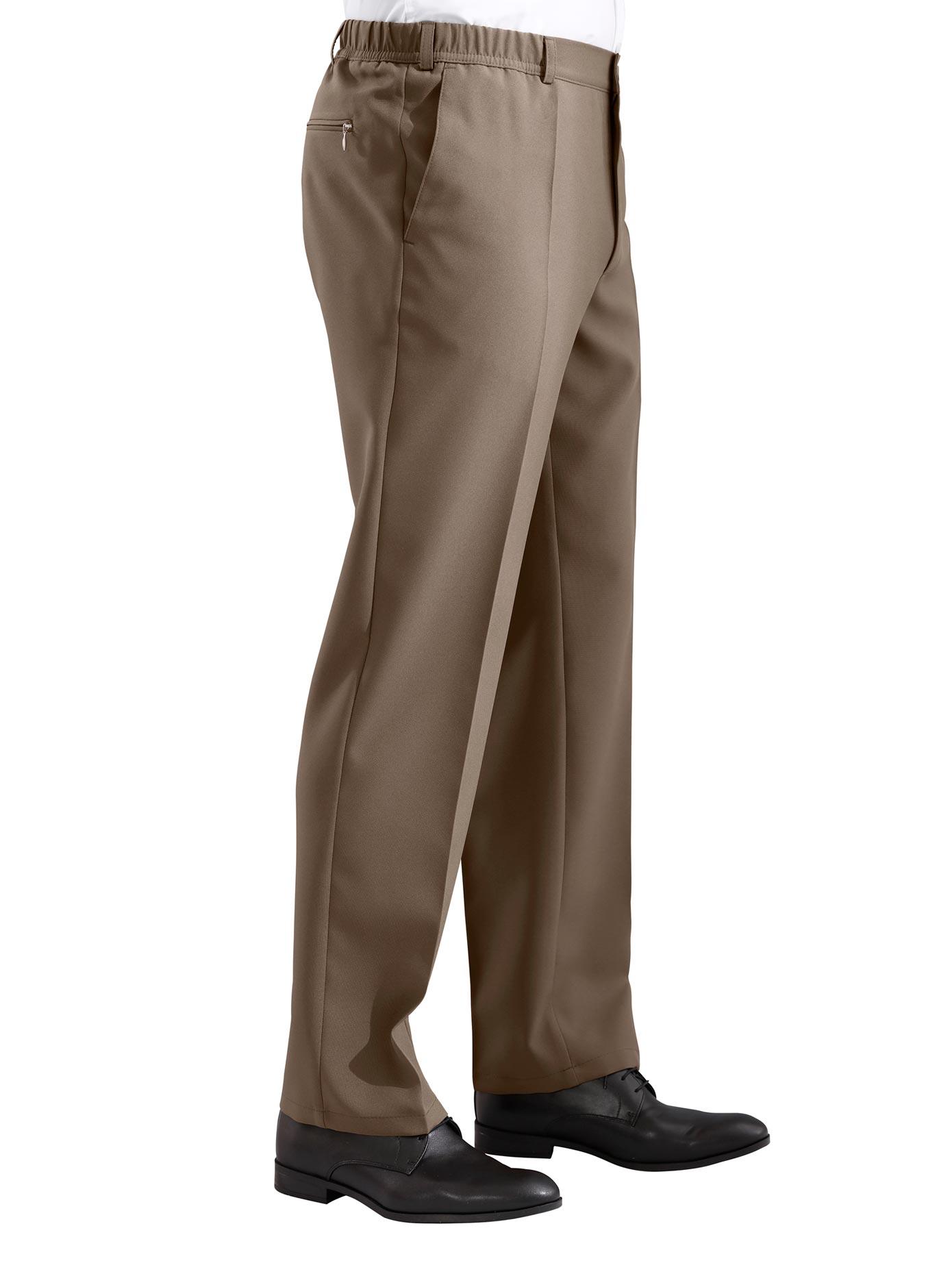 Classic Hose mit Nano-Ausrüstung | Bekleidung > Hosen > Sonstige Hosen | Braun | Classic