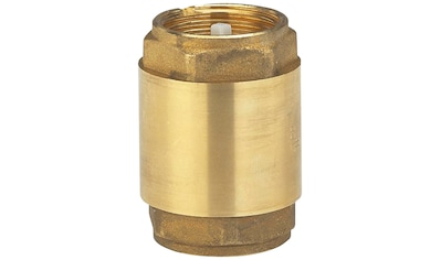 """GARDENA Rückschlagventil »07230-20«, Zwischenventil Messing, 26,5mm (3/4"""") kaufen"""